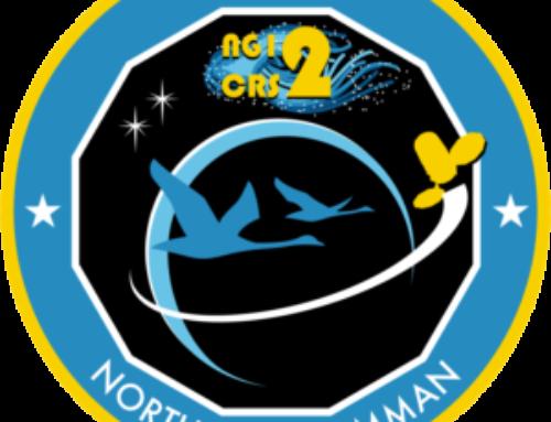 NG-12 Captured at ISS