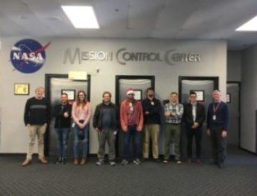 New Odyssey Employees Tour NASA JSC