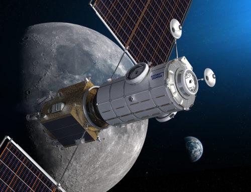 Odyssey Part of Northrop Grumman's HALO Development Team