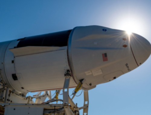SpaceX CRS-20 to 22 Advance Spaceflight Technology